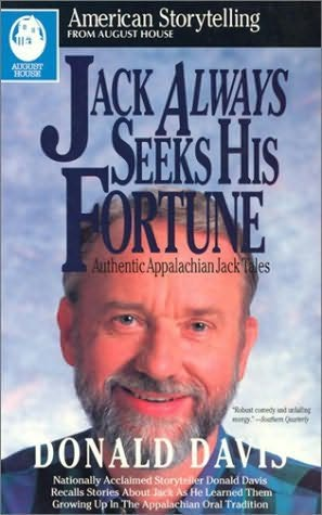 book cover of Jack Always Seeks His Fortune