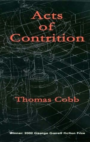 book cover of Acts of Contrition