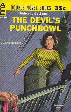 book cover of Devil\'s Punchbowl / Run if You Can