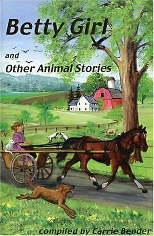 book cover of Betty Girl and Other Animal Stories