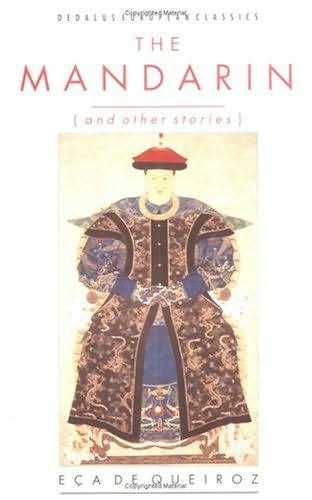 book cover of The Mandarin and Other Stories
