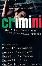 book cover of Crimini