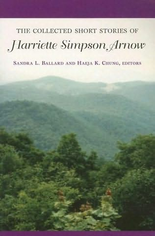 book cover of The Collected Short Stories of Harriette Simpson Arnow