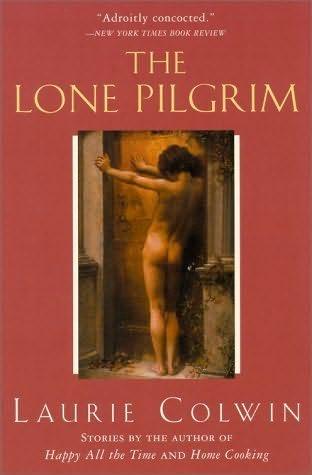 book cover of The Lone Pilgrim