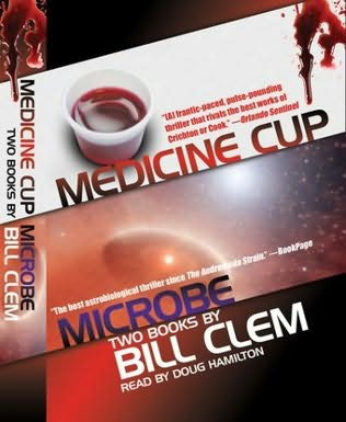 book cover of Medicine Cup / Microbe