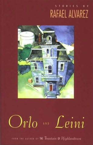 book cover of Orlo and Leini