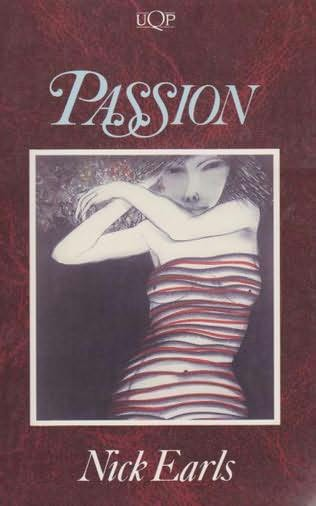 book cover of Passion