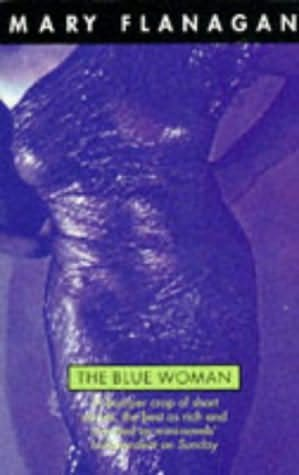book cover of The Blue Woman
