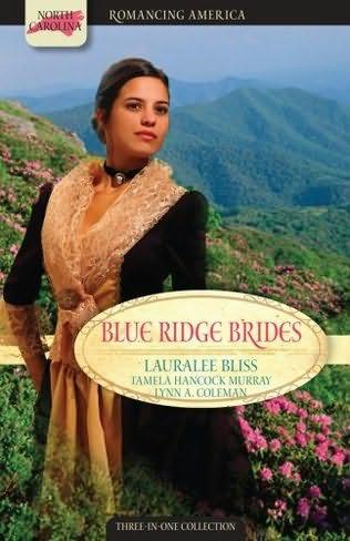 book cover of Blue Ridge Brides