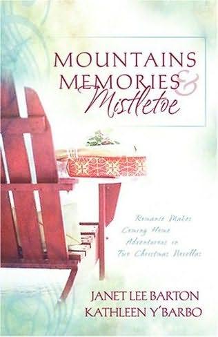 book cover of Mountains, Memories & Mistletoe
