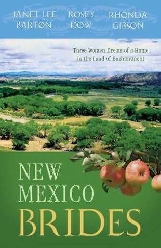 book cover of New Mexico Brides