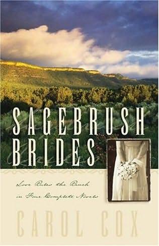 book cover of Sagebrush Brides
