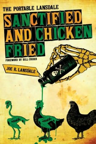 book cover of Sanctified and Chicken-Fried