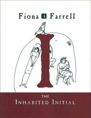 book cover of The Inhabited Initial