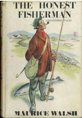 book cover of The Honest Fisherman