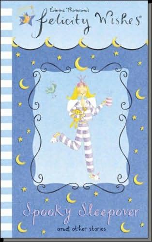 book cover of Spooky Sleepover