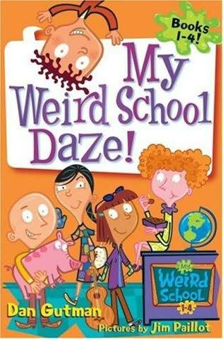My Weird School Daze #9: Mrs. Lizzy Is Dizzy! by Gutman, Dan, Good Book
