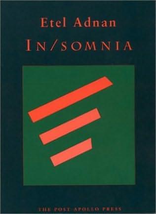 book cover of In/somnia