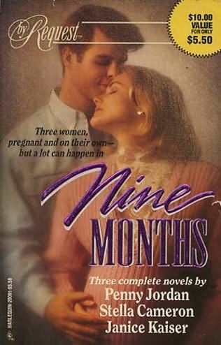book cover of Nine Months