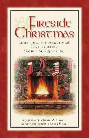 book cover of Fireside Christmas