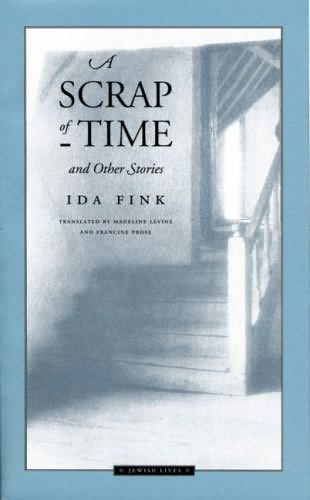 book cover of A Scrap of Time and Other Stories