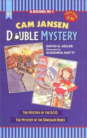 book cover of Double Mystery