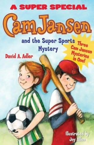 book cover of The  Sports Day Mysteries