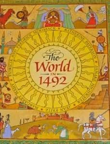 book cover of The World in 1492