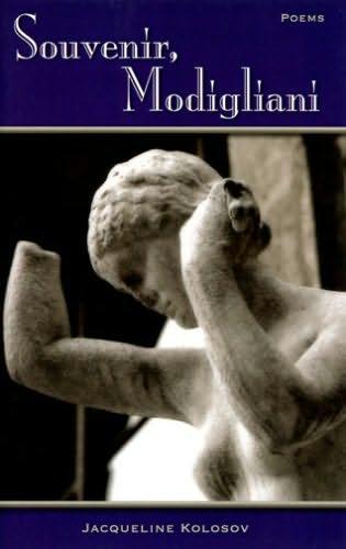 book cover of Souvenir, Modigliani