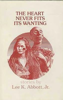 book cover of The Heart Never Fits Its Wanting