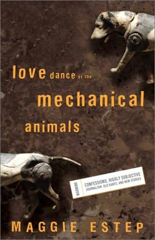 book cover of Love Dance of the Mechanical Animals