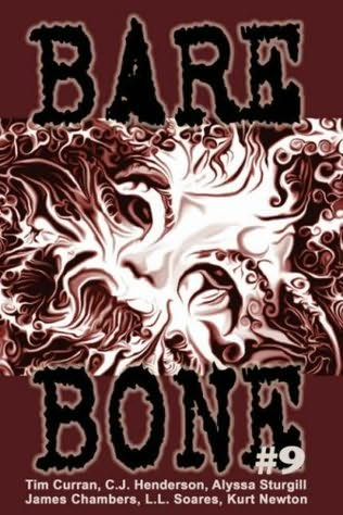 book cover of Bare Bone #9