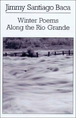 book cover of Winter Poems Along the Rio Grande