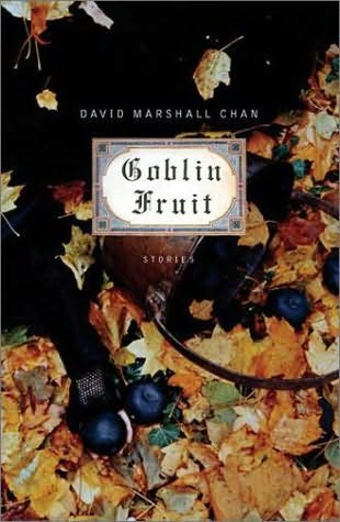 book cover of Goblin Fruit