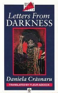 book cover of Letters from Darkness
