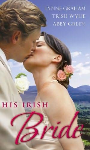 book cover of His Irish Bride