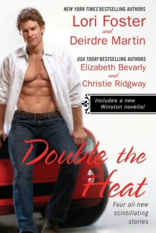 book cover of Double the Heat