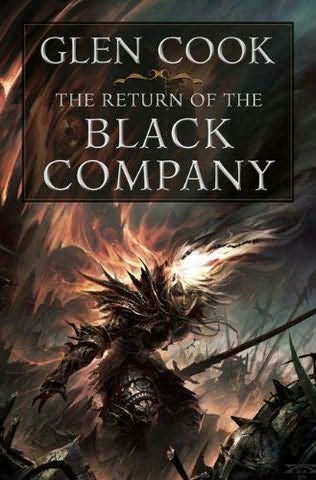 book cover of The Return of the Black Company