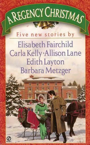 book cover of A Regency Christmas 1998