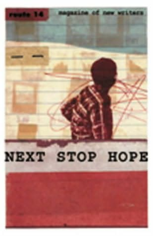 book cover of Next Stop Hope