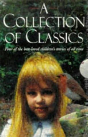 book cover of Incredible Journey / Secret Garden / Little Princess / Railway Children