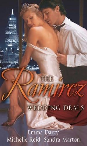 book cover of The Ramirez Wedding Deals