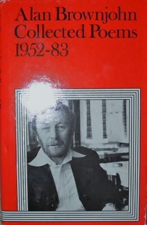 book cover of Collected Poems 1952-83