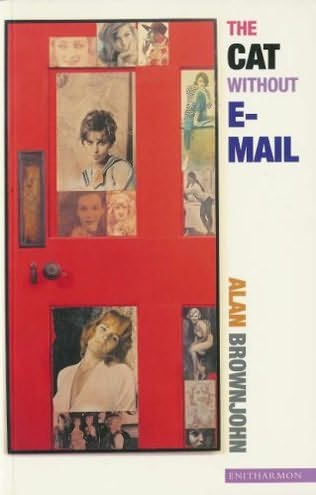 book cover of The Cat Without E-mail