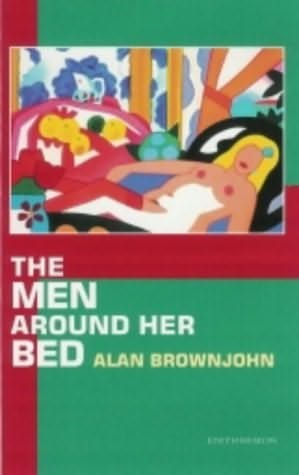 book cover of The Men Around Her Bed