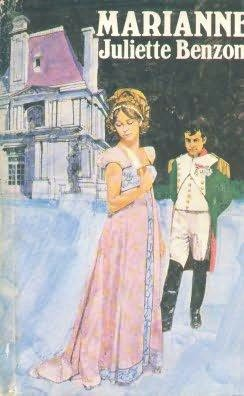 book cover of Marianne