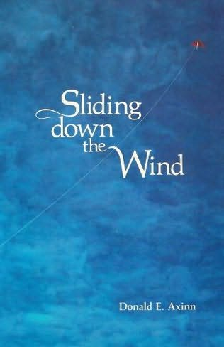 book cover of Sliding Down the Wind
