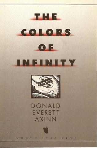 book cover of The Colors of Infinity