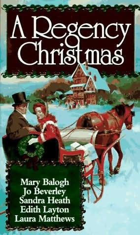 book cover of A Regency Christmas VII