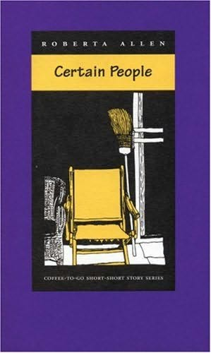 book cover of Certain People